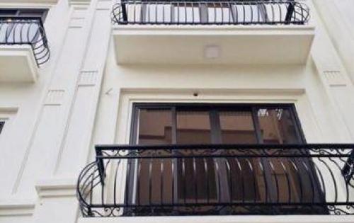 Bán nhà mới 4,5 tầng đường Hoàng Như Tiếp, ô tô đỗ cạnh nhà, hỗ trợ trả góp.