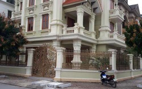 Chính chủ cần bán căn biệt thự BT 04 Việt Hưng, 2 mặt tiền rộng thoáng. LH: 0906 293 828