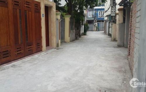 Bán đất 58m2 đường 4m Tư Đình, Long Biên chỉ 2,55 tỷ.