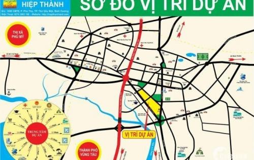 Đất khu đô thị Tây Nam Long Điền đạt 4 sao đô thị theo chuẩn  Singapore