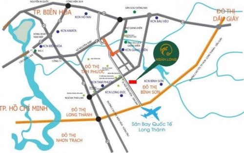 đất nền dự án 1/500 khu dân cư ngân long-long đức-long thành