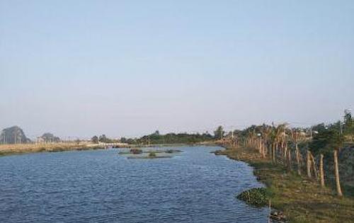 Đất nền biệt thự view sông  đã có sổ trung tâm quận Ngũ Hành Sơn
