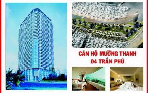Phân phối đợt cuối căn hộ Mường Thanh 04 Trần Phú - Nha Trang chênh tốt nhất (LH 0378223897 gặp Hà)