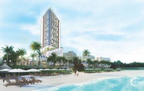 Căn hộ du lịch view biển 4 sao chỉ 1 phút đi bộ đến bãi tăm biển đẹp nhất Nha Trang
