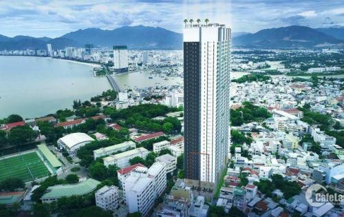 Chung cư Napoleon kiến tại vị trí đẹp nhất view biển toàn phố Nha Trang