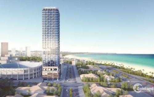 Đoạt giải thiết kế ấn tượng vị trí vàng trực diện biển chỉ có OCean Gate Nha Trang đẳng cấp chỉ 1,7 tỷ/căn