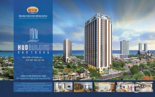 Bán căn hộ HUD BUILDING NHA TRANG trong trung tâm thành phố cách biển 500m - Sở hữu vĩnh viễn  - GIÁ 1.6 TỶ