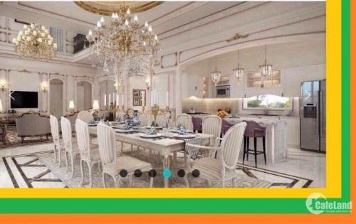 Biệt Thự Kiến Trúc Pháp Trên Đảo Đại Phước SwanBay- Cơ Hội Đầu Tư Đón Hạ Tầng- LH 0939736359
