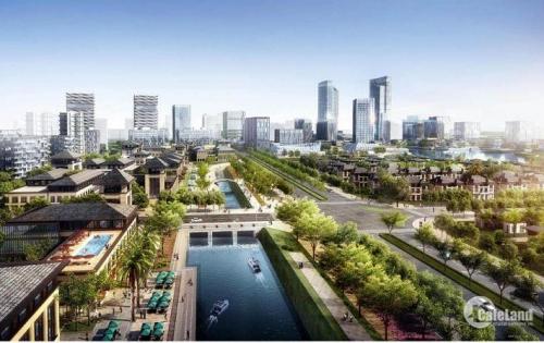 Swan Park mở bán giai đoạn II, dãy biệt thự đẳng cấp ngay cạnh hồ nhân tạo lớn nhất Việt Nam