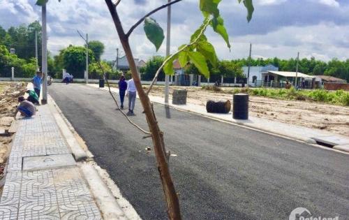Gia đình ở Sài Gòn cần để lại lô đất thổ cư 100% ngay trung tâm Nhơn Trạch , cách bệnh viện Nhơn Trạch 300m