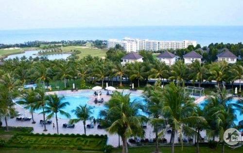 Bán căn hộ 1PN view tầng cao sân golf, MT biển, Bãi tắm riêng, giá 1,3 tỷ
