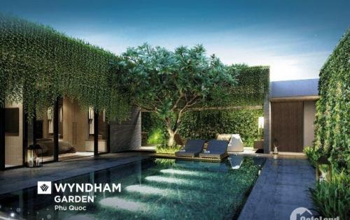 Mở bán 30 căn đẹp nhất dự án Wyndham Garden Phú Quốc - Chiết khấu cao, Ưu đãi lớn, Tặng Vàng SJC