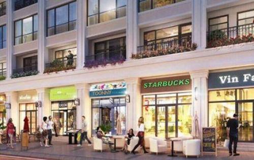 Nhượng lại shophouse Vinpearl Phú Quốc – 300 triệu