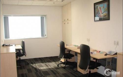 Cho thuê văn phòng giá rẻ Quận 1 diện tích 14m2 trọn gói tại 21 Phan Kế Bính, chỉ 7tr/tháng