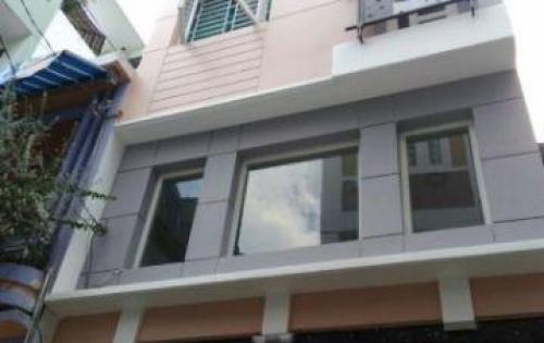 Bán nhà hẻm 4m Mạc Đinh Chi, Phường Đa Kao, Q1. DT 4x10m, 2 lầu. Giá 8,3 tỷ TL