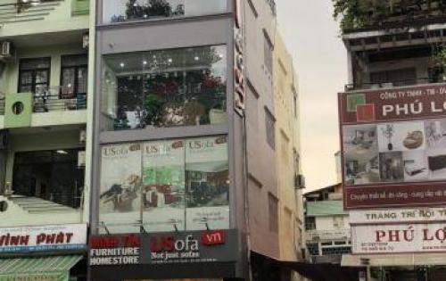 Bán gấp nhà HXH 6m đường Trần Đình Xu, Quận 1, 3.8x18,2 lầu.  Giá rẻ 10.8 tỷ