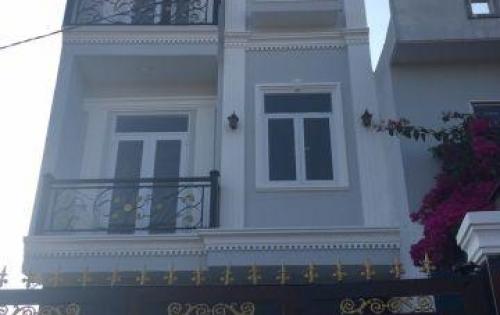 Bán nhà hẻm xe hơi Võ Thị Sáu p.Tân Định, Quận 1