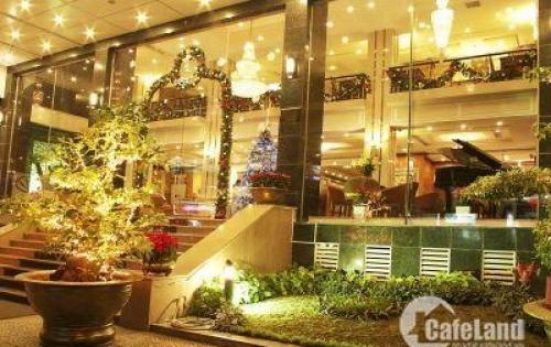 Khách sạn MT Trần Đình Xu, Q.1, DT: 6.5x20m, xây 5 lầu thang máy, giá 58.5 tỷ