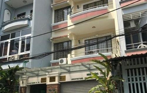 Bán nhà hxh Trần Khắc Chân, phường Tân Định Quận 1, DT: 4x9m, trệt, 4 lầu, giá 7.9 tỷ .