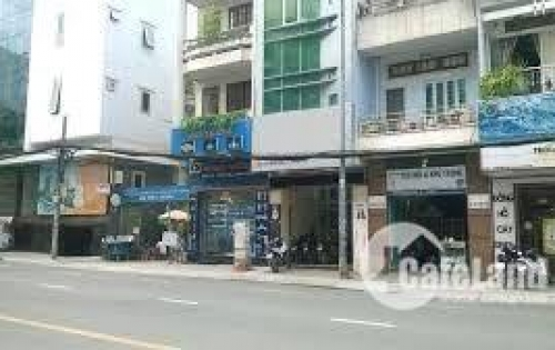 Bán nhà mặt tiền đường Lê Lai, P. Bến Thành, Q1, DT: 4x16m, trệt, 5 lầu, giá 37 tỷ (TL).