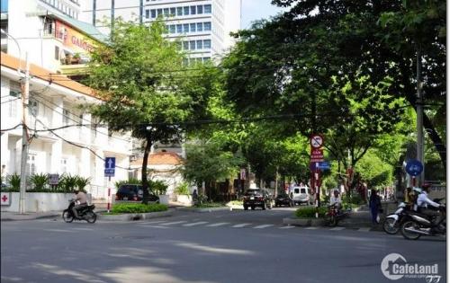 Bán gấp nhà MT Nguyễn Thị Minh Khai, P.Nguyễn Cư Trinh, Q1, hầm, 7L, 1108m2, HĐT 250 tr/th, 57 tỷ