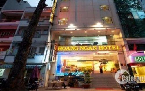 Bán khách sạn 54 phòng mặt tiền đường Lê Lai, Quận 1. Hầm lửng 10 lầu,. Giá 200 tỷ