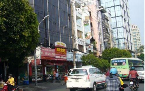 Bán khách sạn đường Nguyễn Du, P Bến Thành, Quận 1. DT:10m5x20m. trệt 7 lầu Giá 60tỷ