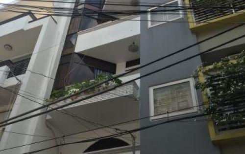 Bán nhà đẹp 3 Lầu HXT trãi nhựa 8m đường Nguyễn Trãi Quận 1 DT: 4,1m x 12m chỉ 12,5 Tỷ