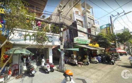 Cần bán nhà mặt tiền đường Nam Quốc Cang, Quận 1. DT: 10m x 36m5. Trệt 1 lầu Giá 120 tỷ