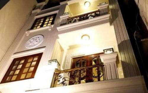 Bán nhà MT Đinh Tiên Hoàng, Tân Định, Quận 1. DT: 7x14m. Giá 30 tỷ