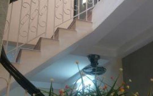 Bán nhà HXH Trần Hưng Đạo, Cầu Kho, Quận 1. DT: 3.2x10. Giá: 7,4 tỷ