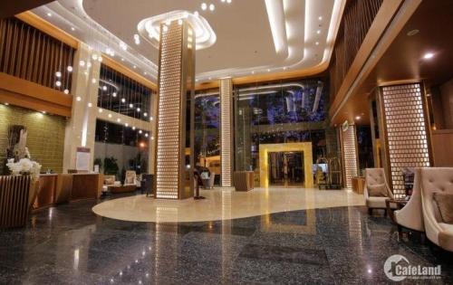 Khách sạn MT Cô Bắc, Q.1, DT: 6.5x20m, xây 5 lầu thang máy, giá 58.5 tỷ