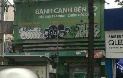 Chính chủ Bán gấp nhà 2 Mặt tiền Trần Quý Khoách, Tân Định, Quận 1; 8.6x27m, Giá chỉ 50 tỷ