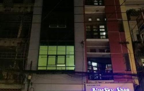 Hot: Bán Gấp nhà Mặt tiền Yersin, P Nguyễn Thái Bình, quận 1, 4.2x20m,6 lầu,Giá chỉ 39T