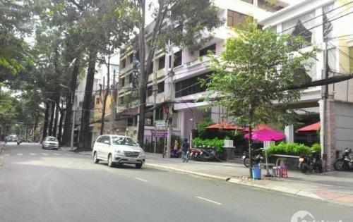 Mặt tiền Đường Yersin, P. Nguyễn Thái Bình, Quận 1, DT: 4x20m giá 39 tỷ