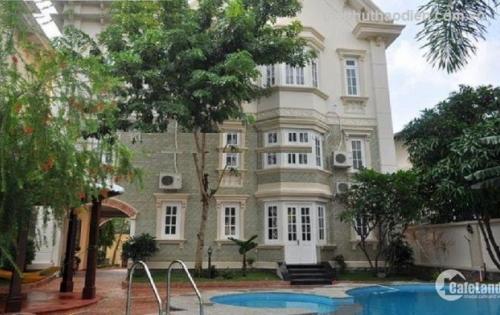 Biệt thự số 2 Nguyễn Thành Ý, Quận 1, DT: 12.6x15m, 3 tầng, giá 36 tỷ