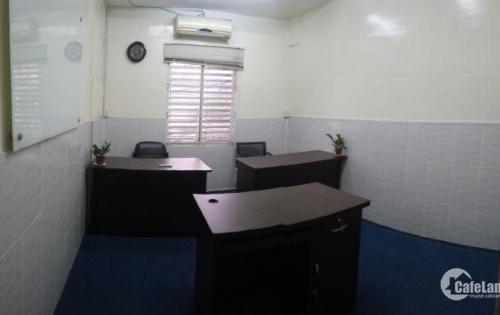 Văn phòng trung tâm Q1 trọn gói đầy đủ dịch vụ 15m2 tòa nhà 21 Phan Kế Bính giá chỉ 7 triệu/tháng