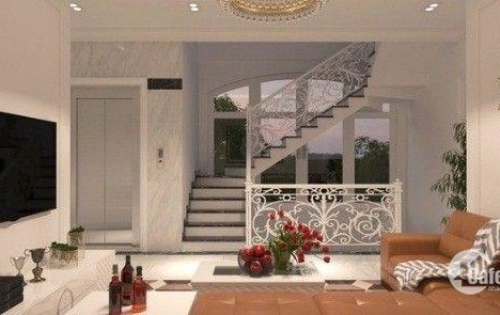 Cần bán nhà MẶT TIỀN đường Đồng Nai, P.15, Q.10, DT 12x14m, 7 tầng, thang máy cao cấp và sang trọng.