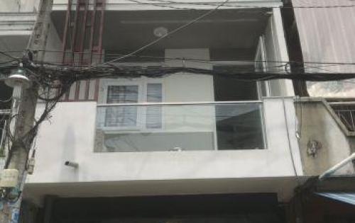 Cần tiền bán gấp nhà 1 trệt 2 lầu tại Hồng Bàng, Phường 11