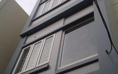 Nhà 3 tầng RẺ HXH thuê 15tr/th Hàn Hải Nguyên Quận 11 chỉ 4.3 tỷ