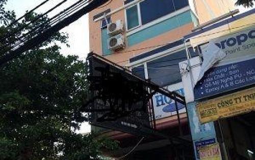 Khách sạn đúc 5 tấm 5 x 23m đường Dương Thị Mười giá 11 tỷ 200tr, đường 20m thông.