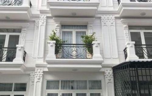 Khu nhà đường Tô Ngọc Vân mở bán 24 căn nhà phố giá 3,82 tỷ