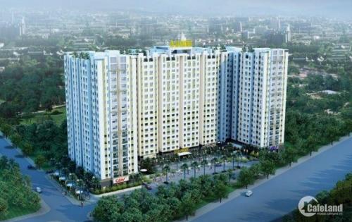 Căn hộ đường Lê Thị Riêng, Liền kề Ủy Ban nhân dân quận 12