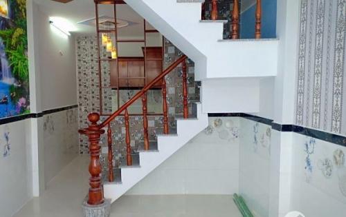 Bán nhà Tân Thới Hiệp 08, gần BV quận 12, CV pm Quang Trung, nhà phố 1 trệt 2 lầu giá 1,65 tỷ(ctl)