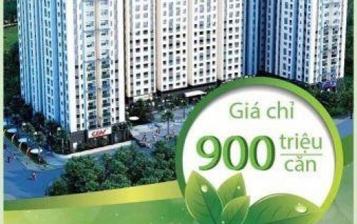 Green Mark quận 12, cơ hội duy nhất cuối năm giá chỉ 950 triệu cho căn 2 PH.