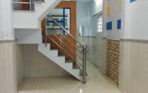 Nhà phố Quận 12 , 1 trệt 2 lầu 3 phòng ngủ ,sau MM Hiệp Phú gần BV q12