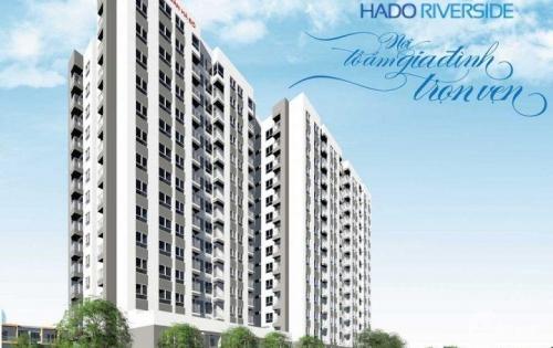 Chính Chủ Sang Nhượng Căn 49m2 2PN 1WC Hado Riverside, Tầng 7