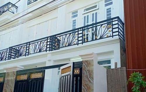 Nhà Tân Chánh Hiệp, quận 12, 1 trệt 2 lầu 3 phòng ngủ, thiết kế phong cách châu âu, dtsd 105m