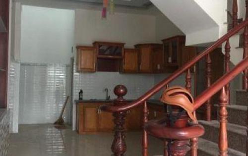 Nhà gần đường Nguyễn Thị Búp, phường Tân Chánh Hiệp, Quận 12
