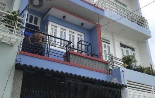 Bán nhà 1 trệt 1 lầu 4x12m giá 2.85 tỷ. HXH đường Huỳnh Thị Hai (TCH13), P.TCH, Q12